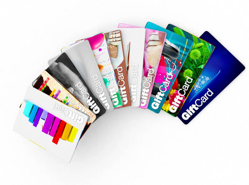 Custom Gift and Loyalty Cards for Retail Stores | Group ISO